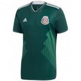 2018 2019 Homme Maillot de Foot Mexique Coupe du Monde Domicile