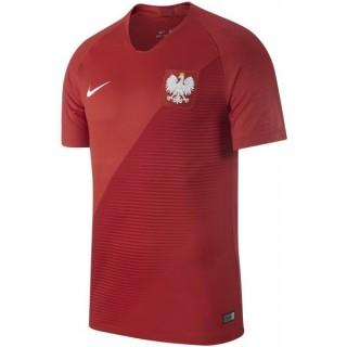 2018 2019 Homme Maillot de Foot Pologne Extérieur Coupe Du Monde