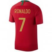2018 2019 Homme Maillot de Foot Portugal RONALDO Domicile Coupe du Monde