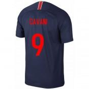2018 2019 Homme Maillot de PSG CAVANI Paris Saint Germain Domicile