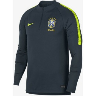 2018 2019 Homme Sweat Coupe du Monde Bresil