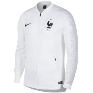 2018 2019 Homme Veste Coupe du Monde Equipe de France