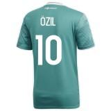 2018 2019 Maillot Allemagne Enfant ÖZIL Coupe du Monde Extérieur
