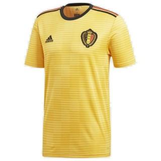2018 2019 Maillot Belgique Enfant Extérieur Coupe du Monde 2018