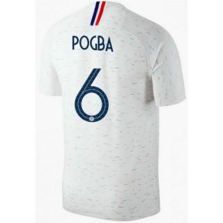 2018 2019 Maillot Coupe du Monde 2018 France Enfant POGBA Officiel Extérieur