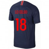 2018 2019 Maillot PSG Enfant LO CELSO Paris Saint Germain Domicile