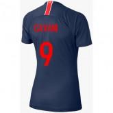 2018 2019 Maillot PSG Femme CAVANI Domicile Paris Saint Germain