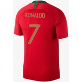 2018 2019 Maillot Portugal Enfant RONALDO Officiel Domicile Coupe du Monde