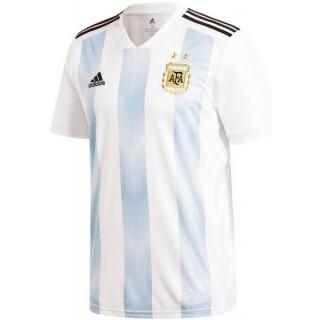 2018 2019 Maillot de Foot Argentine Enfant Coupe du Monde Domicile