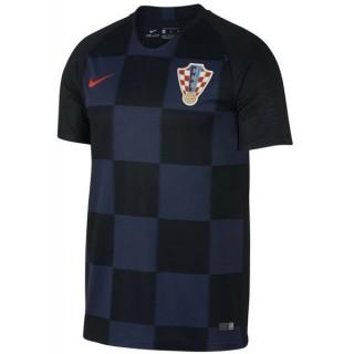 2018 2019 Maillot de Foot Croatie Enfant Extérieur Coupe du Monde 2018