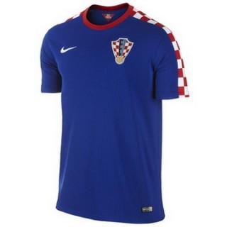 Maillot Croatie Exterieur 2014 2015