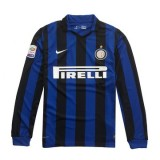 Maillot Inter Milan Manche Longue Domicile 2015 2016