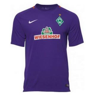 Maillot Werder Bremen Exterieur 2016 2017