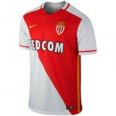 Maillot As Monaco Domicile 2015 2016 Thailande
