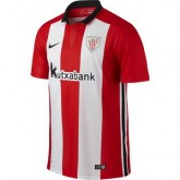 Maillot Athletic De Bilbao Domicile 2015 2016