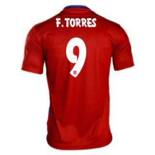 Maillot Atletico De Madrid F.Torres Domicile 2015 2016