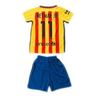 Maillot Barcelone Enfant Neymar Jr Exterieur 2015 2016