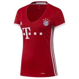 Maillot Bayern Munich Femme Domicile 2016 2017