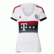 Maillot Bayern Munich Femme Exterieur 2015 2016