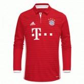 Maillot Bayern Munich Manche Longue Domicile 2016 2017