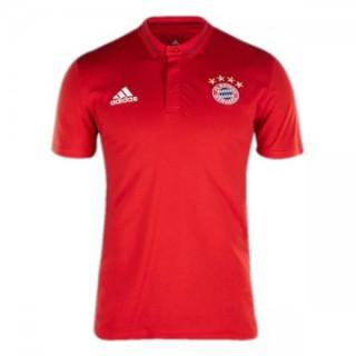 Maillot Bayern Munich Polo Rouge 2016 2017