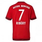 Maillot Bayern Munich Ribery Domicile 2015 2016