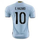 Maillot Belgique E Hazard Exterieur Euro 2016