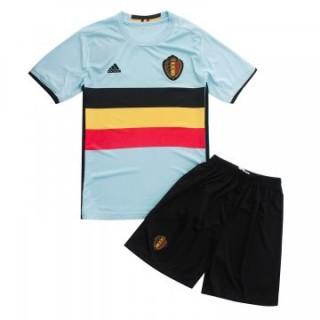 Maillot Belgique Enfant Exterieur Euro 2016