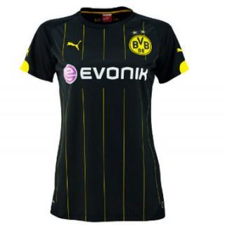 Maillot Borussia Dortmund Femme Exterieur 2015 2016