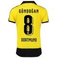 Maillot Borussia Dortmund Gundogan Domicile 2015 2016