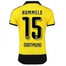 Maillot Borussia Dortmund Hummels Domicile 2015 2016