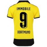 Maillot Borussia Dortmund Immobile Domicile 2015 2016