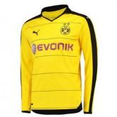 Maillot Borussia Dortmund Manche Longue Domicile 2015 2016
