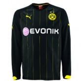 Maillot Borussia Dortmund Manche Longue Exterieur 2015 2016