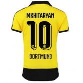 Maillot Borussia Dortmund Mkhitaryan Domicile 2015 2016
