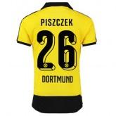 Maillot Borussia Dortmund Piszczek Domicile 2015 2016