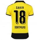Maillot Borussia Dortmund Sahin Domicile 2015 2016