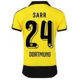 Maillot Borussia Dortmund Sarr Domicile 2015 2016