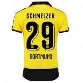 Maillot Borussia Dortmund Schmelzer Domicile 2015 2016