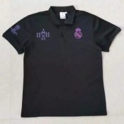 Maillot De Polo Real Madrid Noir 2016 2017