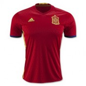 Maillot Espagne Domicile Euro 2016