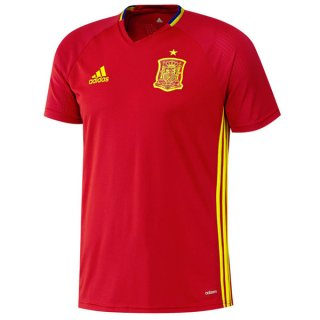 Maillot Espagne Formation Rouge 2016 2017