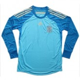 Maillot Espagne Manche Longue Goalkeeper 2014 2015