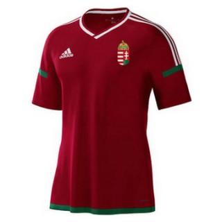 Maillot Hongrie Domicile Euro 2016