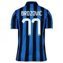 Maillot Inter Milan Brozovic Domicile 2015 2016