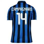 Maillot Inter Milan Campagnaro Domicile 2015 2016