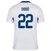 Maillot Inter Milan Dodo Exterieur 2015 2016