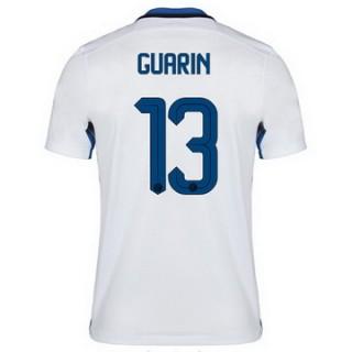 Maillot Inter Milan Guarin Exterieur 2015 2016