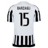 Maillot Juventus Barzagli Domicile 2015 2016