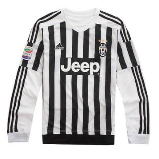 Maillot Juventus Manche Longue Domicile 2015 2016